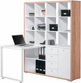 Kancelárska zostava nábytku Minioffice 9560