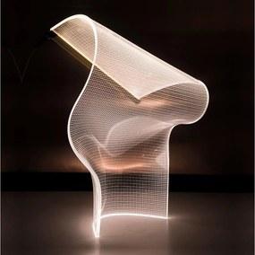 Prezent Luxera 26103 - LED Stolná lampa SAIL LED/9W/230V 26103