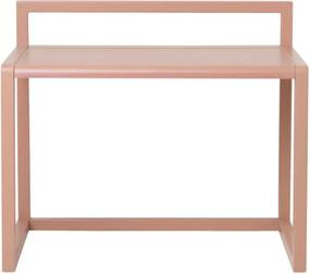 Ferm Living Písací stôl Little Architect, rose
