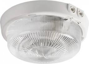 Kanlux 4260 Vonkajšie Nástenné Svietidlá Tuna biely plast 1 x E27 max. 100W IP44