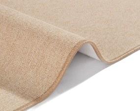BT Carpet - Hanse Home koberce Ložnicová sada BT Carpet 103408 Casual beige - 2 kusy: 67x140 + 1 kus: 67x250 cm