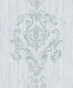 Vliesové tapety, drevený obklad, Facade FC2207, GRANDECO, rozmer 10,05 m x 0,53 m