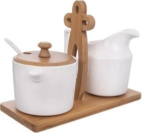 Orion Konvička na mlieko + cukornička v stojane