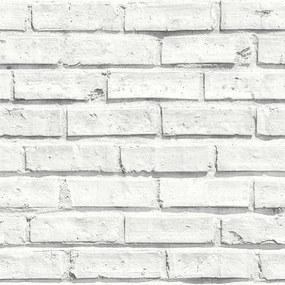 Arthouse Tapeta na stenu - City Brick City Brick White