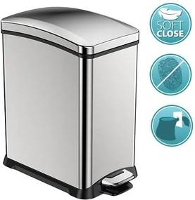 Odpadkový kôš SAPHO REJOICE Soft Close DR508 8l