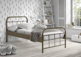 Kovová detská posteľ 90 Boston