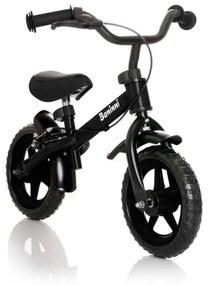 """Baninni Odrážadlo """"Wheely"""", čierne, BNFK012-BK"""