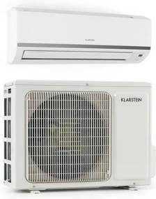 Klarstein Windwaker B 9, biela, inverter split, klimatizácia, 9000 BTU, A+