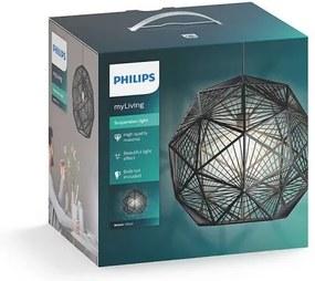 Závesný luster Philips Mohair 40887/30 / PN