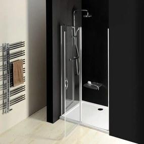 GELCO - ONE sprchové dvere do niky 1100 mm, číre sklo (GO4411D)
