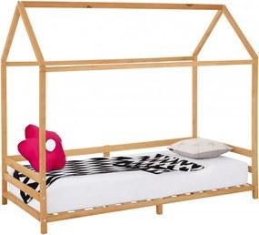 Detská posteľ Emily, 176 cm, borovica