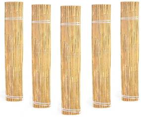 Bambusová zástena 1,2x3 metre Bluegarden Lisa