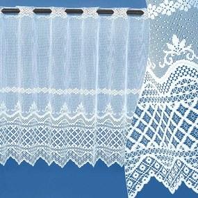 Goldea vitrážková záclona vzor 3828 - metráž 60 cm