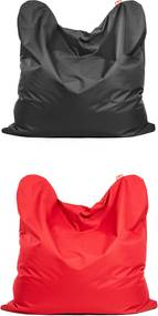 Výhodný set Smart Polyester Tmavo sivá + Tmavá červená