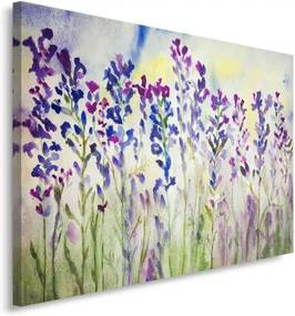 CARO Obraz na plátne - Meadow Flowers 2 120x80 cm