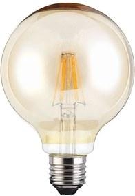 TCP LED žiarovka VINTAGE G95 E27/6W/230V C0001