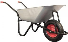 fúrik - 100 litrov s pozinkovaný + koleso