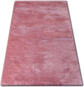 3kraft Kusový koberec SHAGGY MICRO ružový