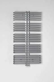 SAPHO - ASTRA vykurovacie teleso 600x1170 mm, 850 W, strieborná (AS518)