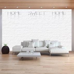 Fototapeta - Home, sweet home - wall 200x140 + zadarmo lepidlo