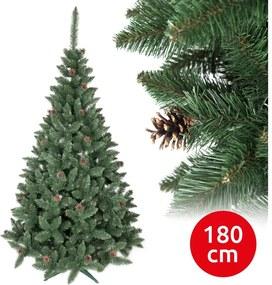 ANMA Vianočný stromček NECK 180 cm jedľa AM0024
