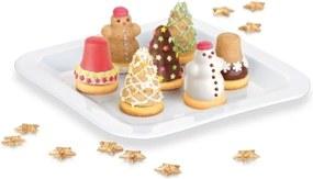 Formičky na plnené pečivo vianoce