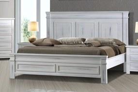 ZAVALA 1682 drevená posteľ 180 VER-0030