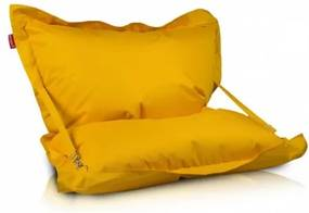 Ecopuf Sedací vankúš ECOPUF - Pillow CLASSIC polyester NC4 - Žltá