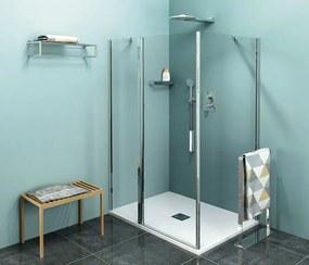POLYSAN - ZOOM LINE sprchová bočná stena 1000mm, číre sklo (ZL3210)