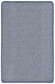 vidaXL Všívaný koberec, 190x290 cm, modrý