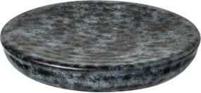 Sivá kameninová tácka Costa Nova Roda Mimas, ⌀ 16 cm