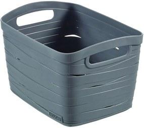 CURVER RIBBON S úložný box 18 x 26 x 21 cm, 8 l sivý 00718-T37