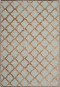 Hnedý koberec Safavieh Anguilla, 121 x 170 cm