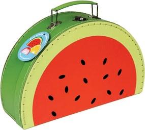 Kartónový kufrík Melón - veľký