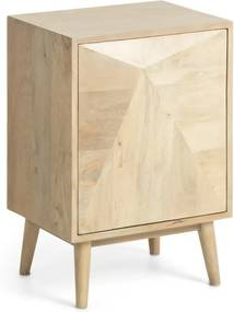 Nočný stolík La Forma Sanvy, 60 × 42 cm