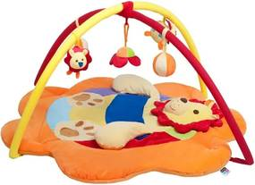 PLAYTO PlayTo Hracie deky Hracia deka PlayTo lev Oranžová |