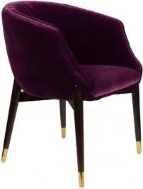 Křeslo DUTCHBONE DOLLY, purple FR Dutchbone 1200197