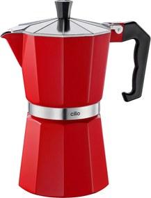 Cilio varič espressa Classico Cilio červená