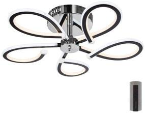 Venti LED Prisadený luster LED/120W/230V VE0140