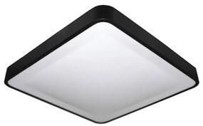 BOWI LED Stropné svietidlo so senzorom WILTON LED/24W/230V čierna BW0106