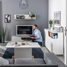 Dig-net nábytok TV stolík Wave WA-03