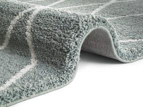 ELLE Decor koberce Kusový koberec Passion 103683 Green, Cream z kolekce Elle - 120x170 cm