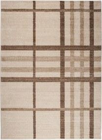 Kusový koberec Pruhy 2 béžový, Velikosti 80x150cm