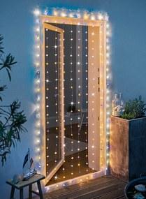 LED záves do dverí Sparkle