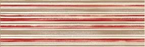 Dekor Ragno Frame cream pruhy 25x76 cm lesk FRR50S