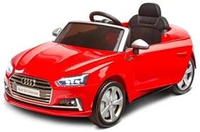 TOYZ Toyz Audi Elektrické autíčko Toyz AUDI S5 - 2 motory red Červená |