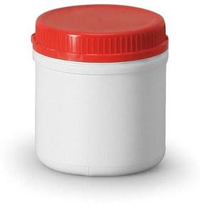 Plastové dózy s UN certifikáciou, 0,50 L