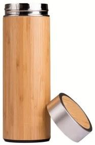 Bamboo termoska so sitkom