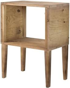 Odkladací stolík z borovicového dreva Really Nice Things