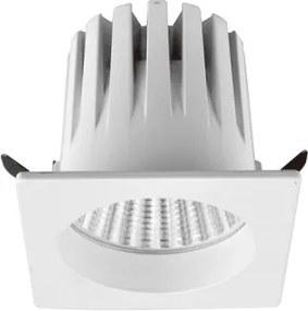 LED2 2040331 Stropné zápustné bodové svietidlo SPOT S10 LED 10W, 3000K, 750 lm, biele
